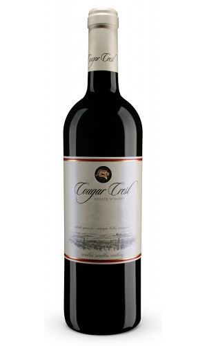 2007 Estate Grown Cabernet Franc