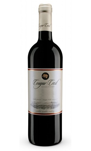 2007 Estate Grown Cabernet Sauvignon