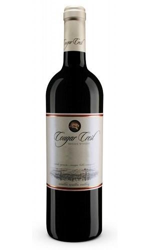 Red Wine Bottle shot
