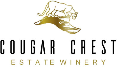 Logo Cougar Crest Winery